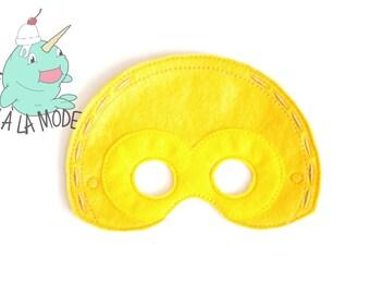 C3PO Inspired Mask