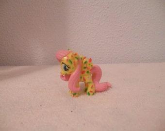 My Little Pony Custom Paint Splatter G4 Fluttershy