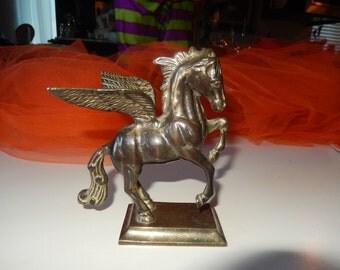 PEGASUS HORSE STATUE