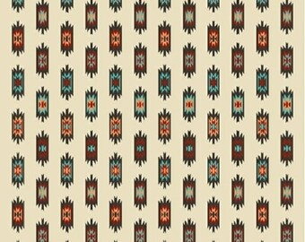Crib Sheets-Modern Fabric-Native Spirit Quilting Fabric-Southwest Inspired-Multi-Colored-Fitted-Toddler Bed Sheet-or Mini Crib sheet