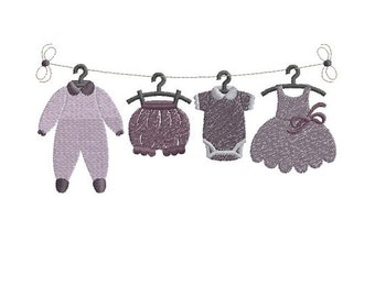 Chic Baby Clothes - girl