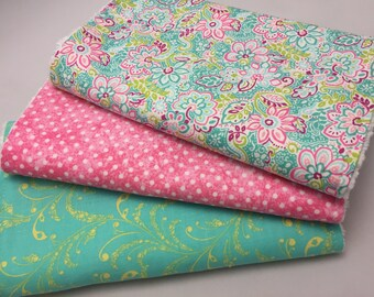 Set of 3 Baby Burp Cloths