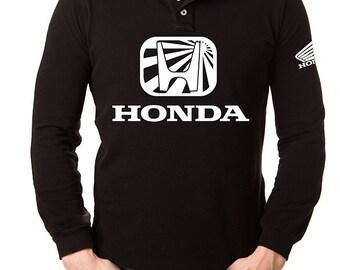 Honda shirt, long sleeves