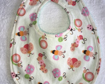Baby Bib 0-6 month old