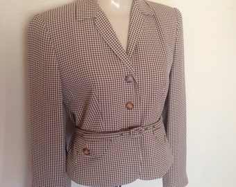 Ann Taylor Fitted Jacket Size 2