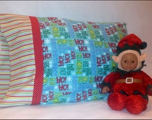 Moda and Riley Blake  >>> DIY Christmas Pillowcase KITS >>> Fabric pre-cut and pattern included