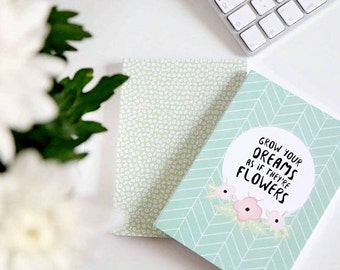 Flowers Collection Notebook