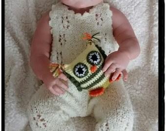 Lili set/Newborn SET/knitting baby set/crochet baby set/newborn photo prop/Hat and Diaper Cover/Gift/Ready to ship