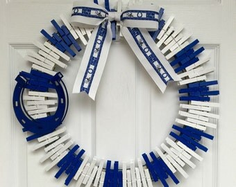 Sale! Indianapolis Colts Wreath
