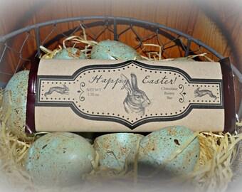 Easter Candy Bar Wrapper, Label - PDF Printable