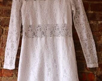 Lace Sheer Dress - Iorane