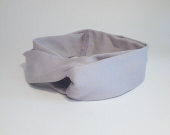 Light grey Headband / Turban