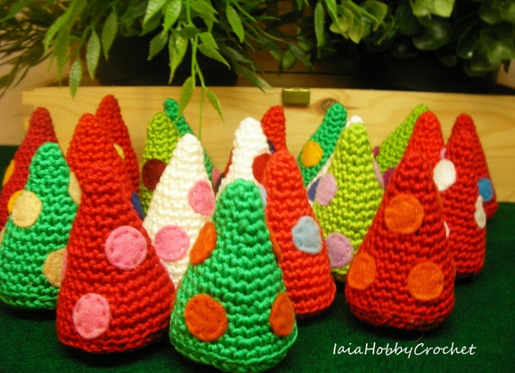 Amigurumi Christmas Decorations : Amigurumi Christmas Ornament Crochet Christmas Ornament