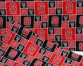 set of two sports team placemats