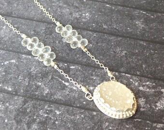 White Light Necklace