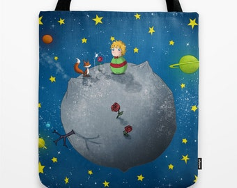 Little Prince Tote Bag / Little Prince Bag
