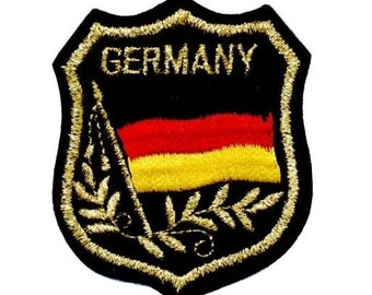 Germany Patch - German Flag