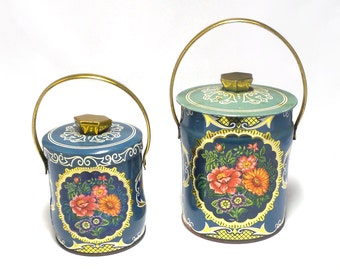 Set of Murray Allen Tins