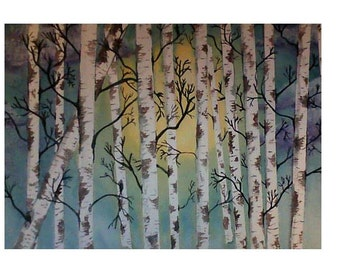 Birch Tree 1
