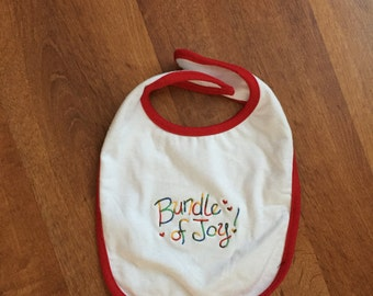 Bundle of Joy Primary Bib