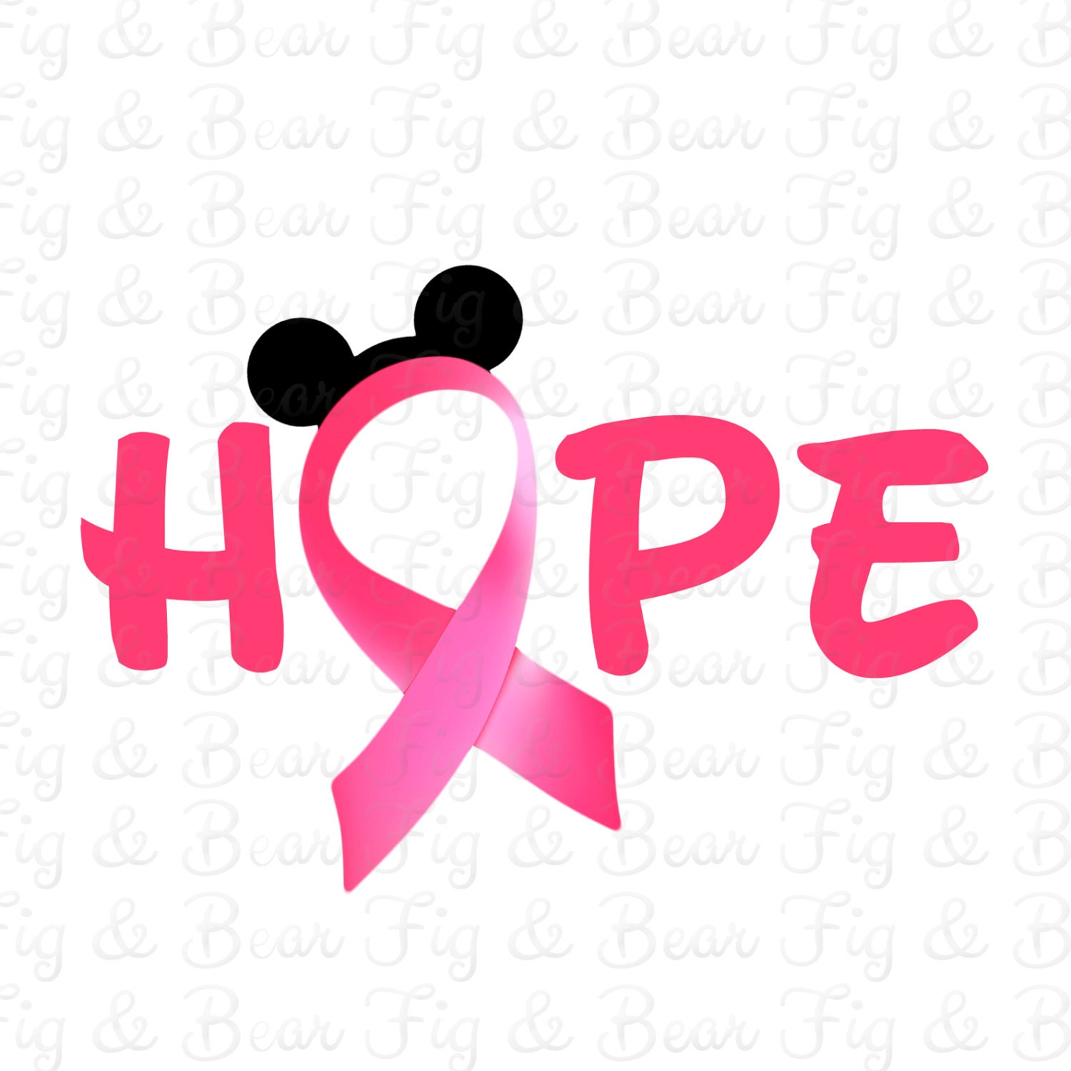 disney breast cancer awareness pink ribbon mickey mouse t breast awareness ribbon clipart cancer awareness ribbon clipart