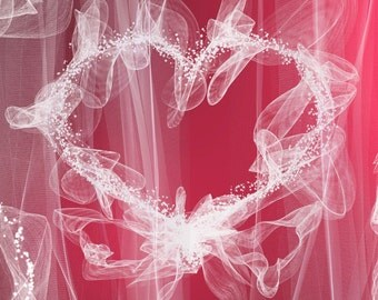 10 Wedding Veil Clip Art_TRANSPARENT_High Resolution