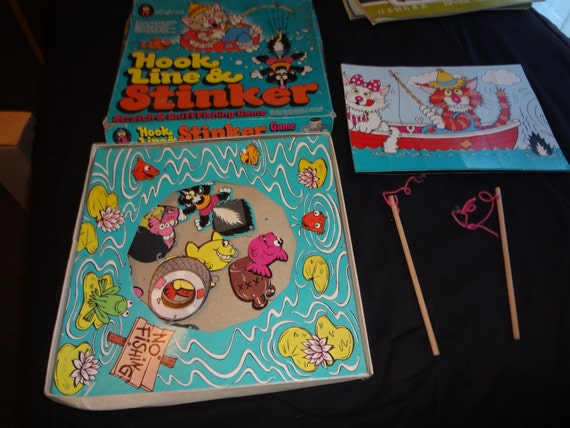 Hook Line & Stinker Wiki