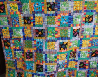 queen size quilt, handmade quilt, child's quilt