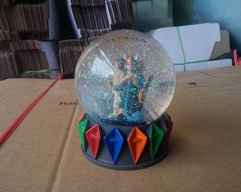 Phish Hampton Mothership Snow Globe Glitter Dome