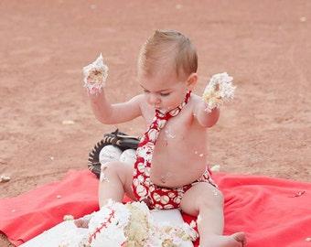 Baseball Cake Smash Outfit