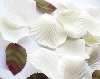 Flower Petals, 100 Handmade Custom Color Wedding Flower Petal Confetti Bridal Decor Table Scatter, Rose, flower girl, party decor, photo pro