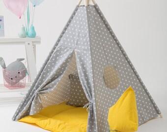 best teepees for kids par wigiwama sur etsy. Black Bedroom Furniture Sets. Home Design Ideas