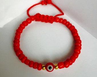 Baby Bracelet. Evil Eye protection
