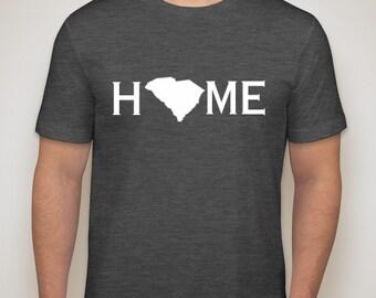 South Carolina home t-shirt, South Carolina home shirt, South Caroling shirt