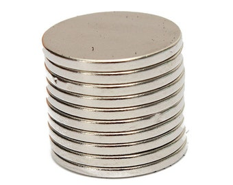 10Pcs - 20Pcs 15mm X 2mm Round Disc Super Strong Rare Earth Magnets Neodymium N50 craft magnets project magnets refrigerator magnets