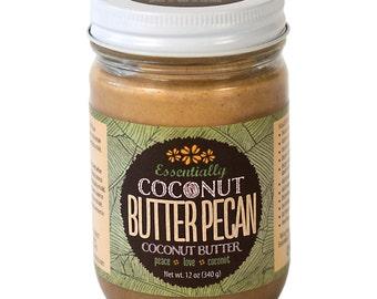 Butter Pecan Coconut Butter