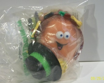1988 Boomerang McNugget McDonald's McNugget Buddies  Collectible Happy Meal Fast Food Toy in Sealed Package