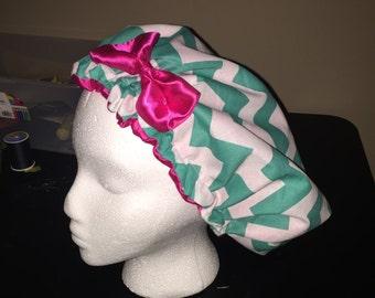 Glam Bonnets: Custom Satin Bonnets