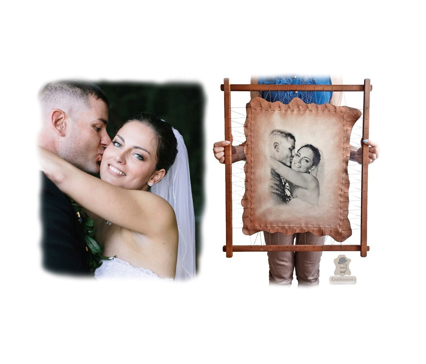 19th Anniversary Gift Ideas For Husband 19 Year by Leatherport