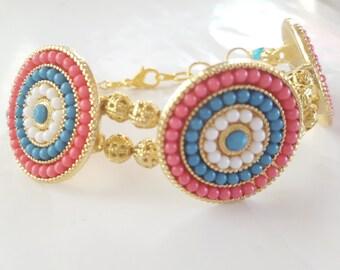Southwest slider bracelet