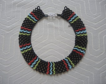 Delicate hand made beaded jewellery - Greenland selection.