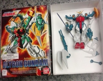 Bandai Gundam Wing mobile suit Gundam ALTRON model kit