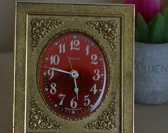 Vintage West Germany Blessing clock