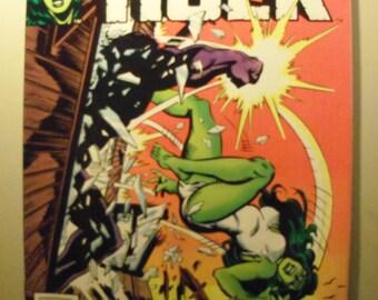 2 SHE-HULK Comics/ 1980