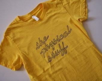 The Physical Stuff - Womens Cut T-shirt