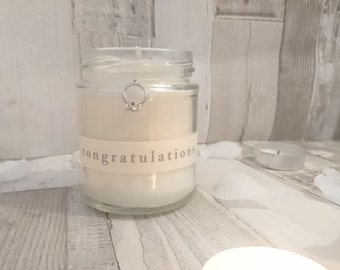 Wedding/Engagement Scented Candle