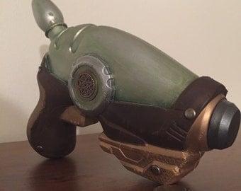 Steampunk ray-gun costume cosplay gun weapon