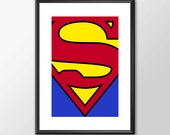 The Superman Logo - Digit...