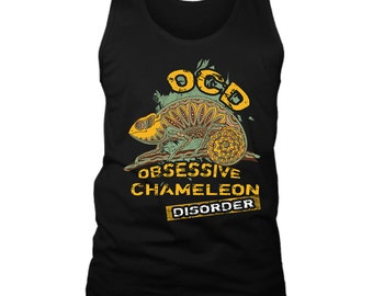 Reptile tank top. Perfect Gift for Your Dad, Mom, Boyfriend, Girlfriend, or Friend