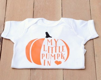 Baby Girl Thanksgiving Outfit, Thanksgiving Onesie, Thanksgiving Outfit Baby Girl, Fall Onesie, Fall Baby Outfit, Pumpkin T Shirt, Halloween